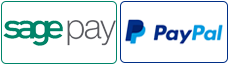 SagePay and PayPal Secure